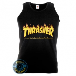 майка THRASHER Flame