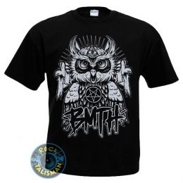 футболка BRING ME THE HORIZON Owl сова