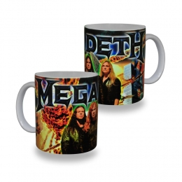 Чашка MEGADETH United Abominations
