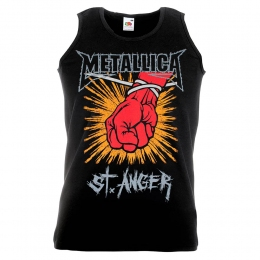 майка METALLICA St. Anger