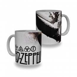 Чашка LED ZEPPELIN Zoso Дирижабль